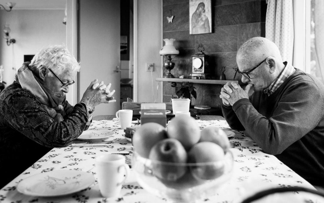 Day in the life: opa en oma zijn zestig jaar getrouwd