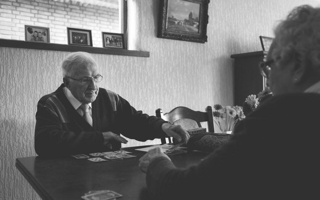 Day in the life Westland: opa & oma zeventig jaar getrouwd