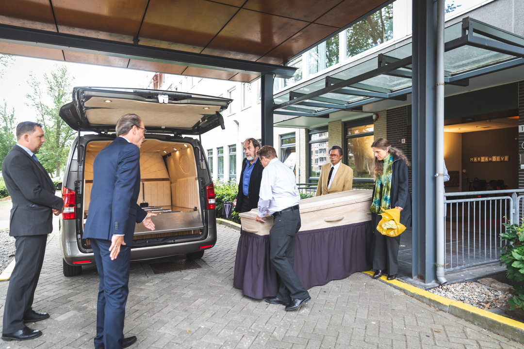 reportage Den Haag
