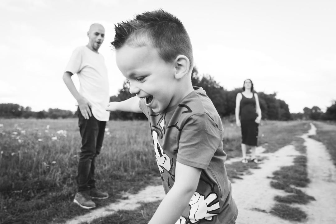 gezinsfoto's Vlaardingen
