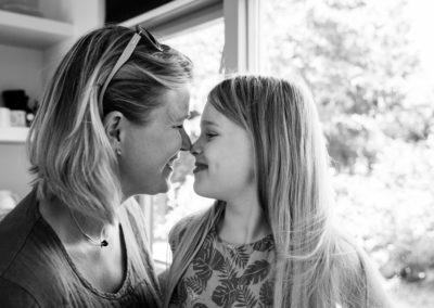 moeder dochter liefde