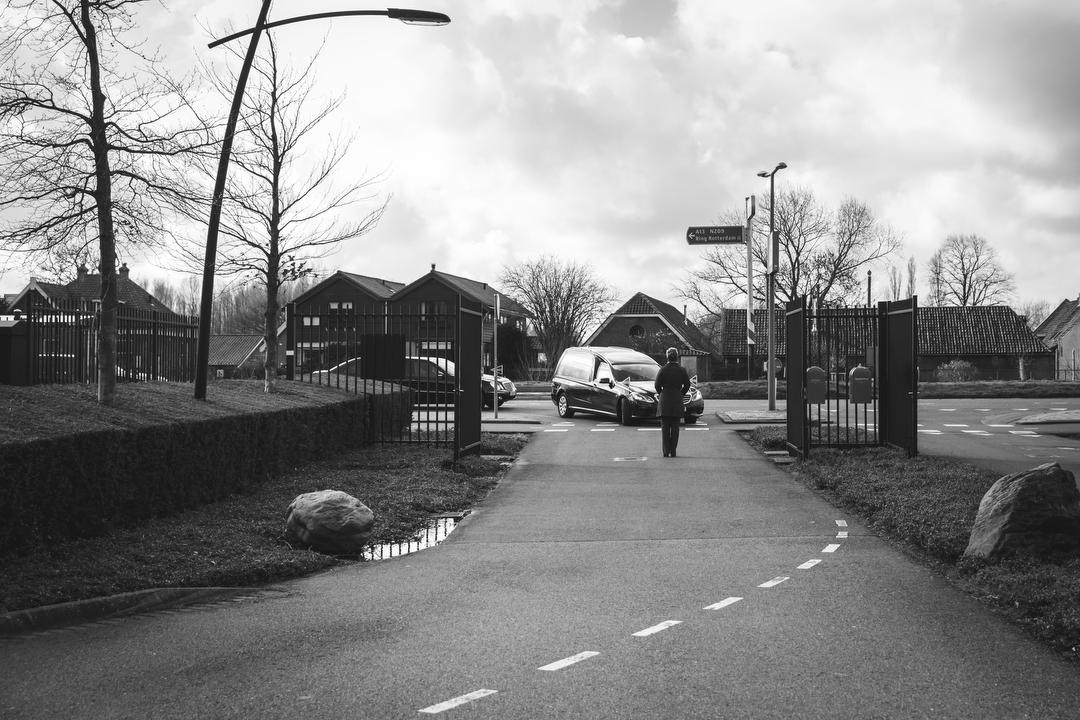 uitvaartreportage Hofwijk